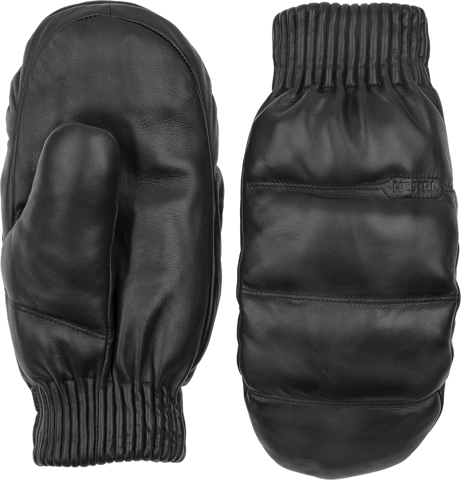 Hestra Valdres Water Repellent Leather Mittens - Multiple Colors