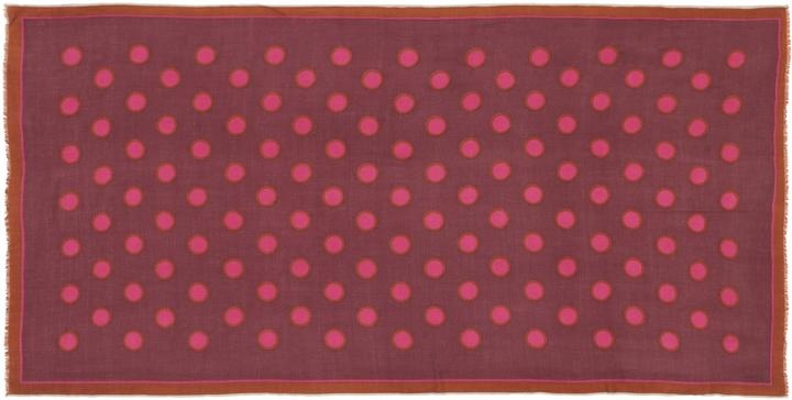 Mois Mont 46301 Dots Scarf  Pink