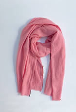 Mois Mont 477 Soft Pink Wool Scarf