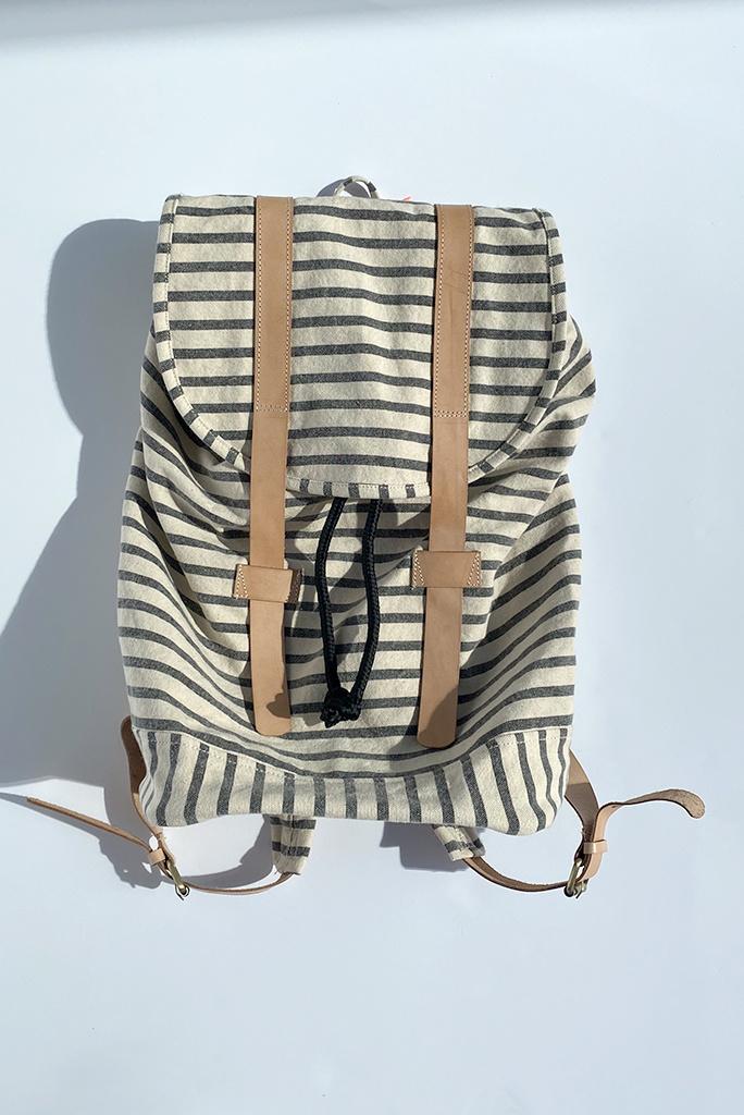 Mysayang Mysayang Nanas Canvas Backpack