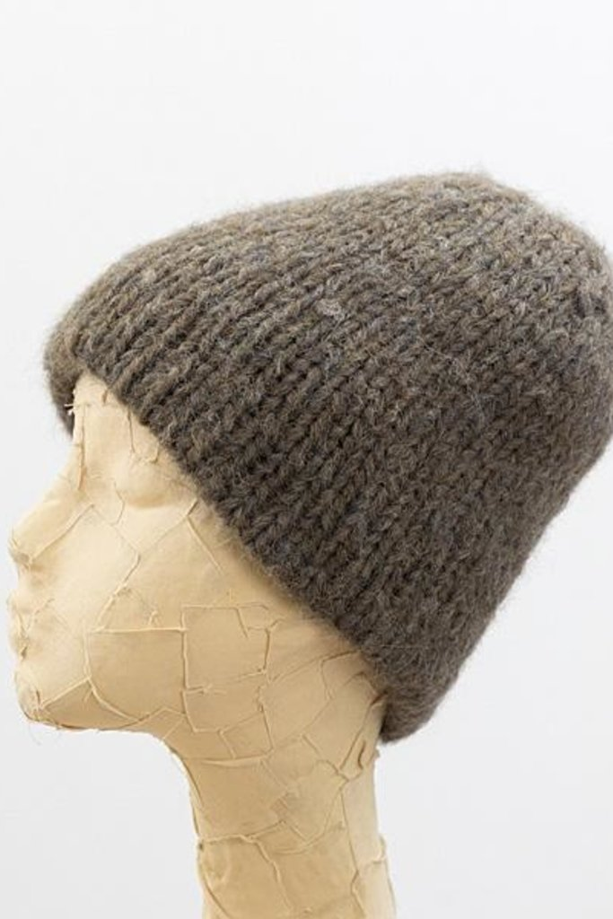 Tsuyumi Baby Alpaca Blend Doubled Beanie - Multiple Colors