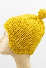 Tsuyumi Highland Wool Helmet Beanie
