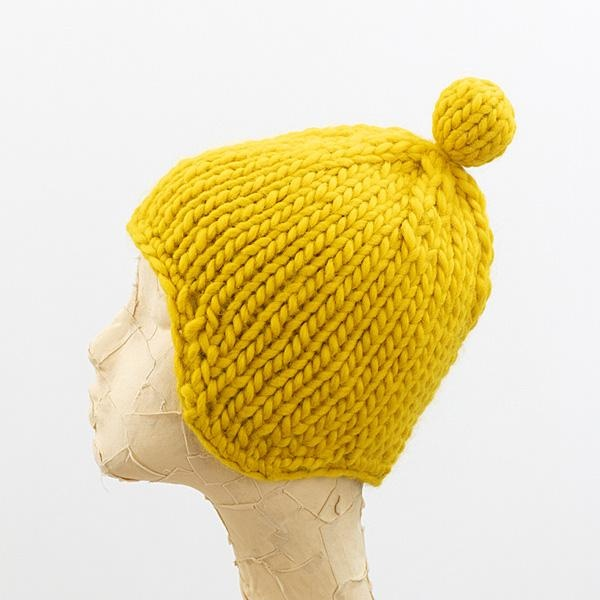 Highland Wool Helmet Beanie - Multiple Colors