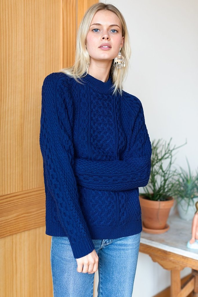 Emerson Fry Fisherman Sweater - Multiple Colors