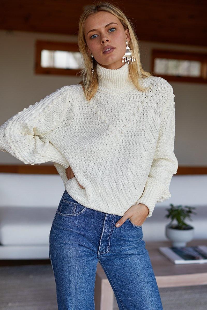 Emerson Fry Mila Fine Wool Sweater