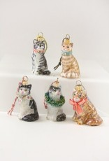 Kitten Ornament - Multiple Colors
