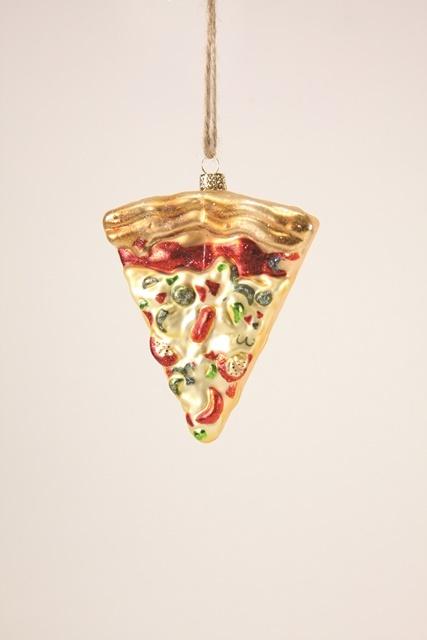 Cody Foster & Co Pizza Slice Ornament