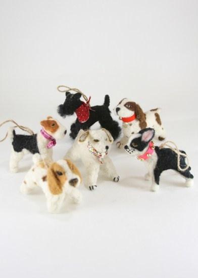 Cody Foster & Co Festive Dogs
