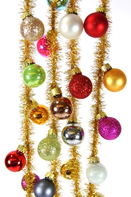 Merry and Bright Garland