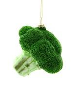 Broccoli Ornament