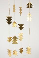 Paper Tree Garland