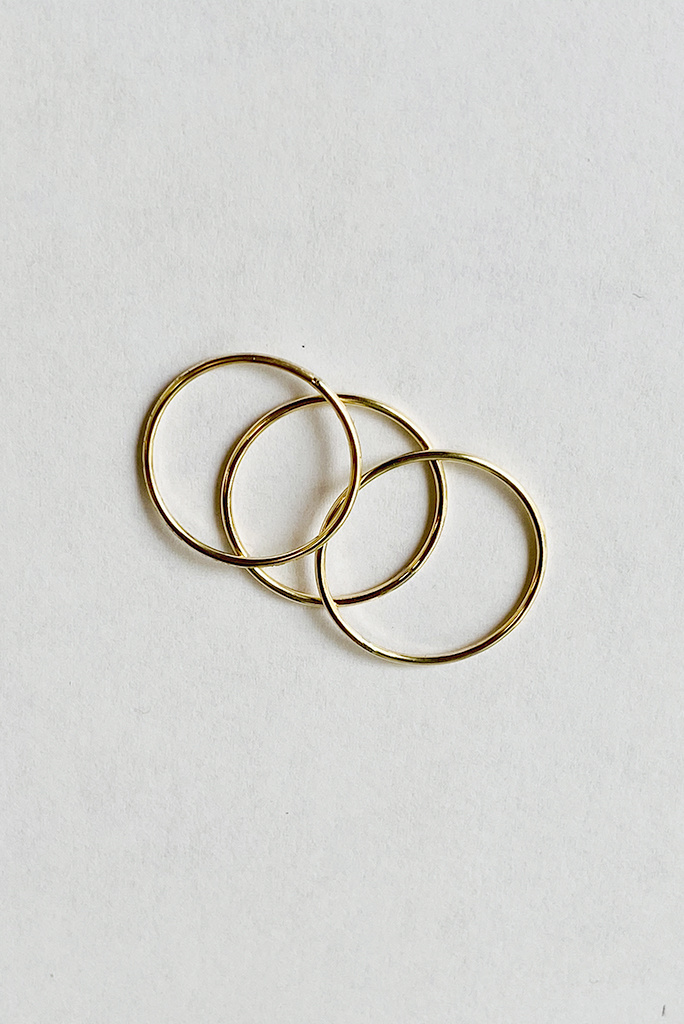 Simple GF Ring