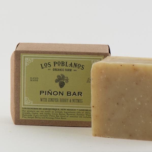 La Pinon Bar Soap