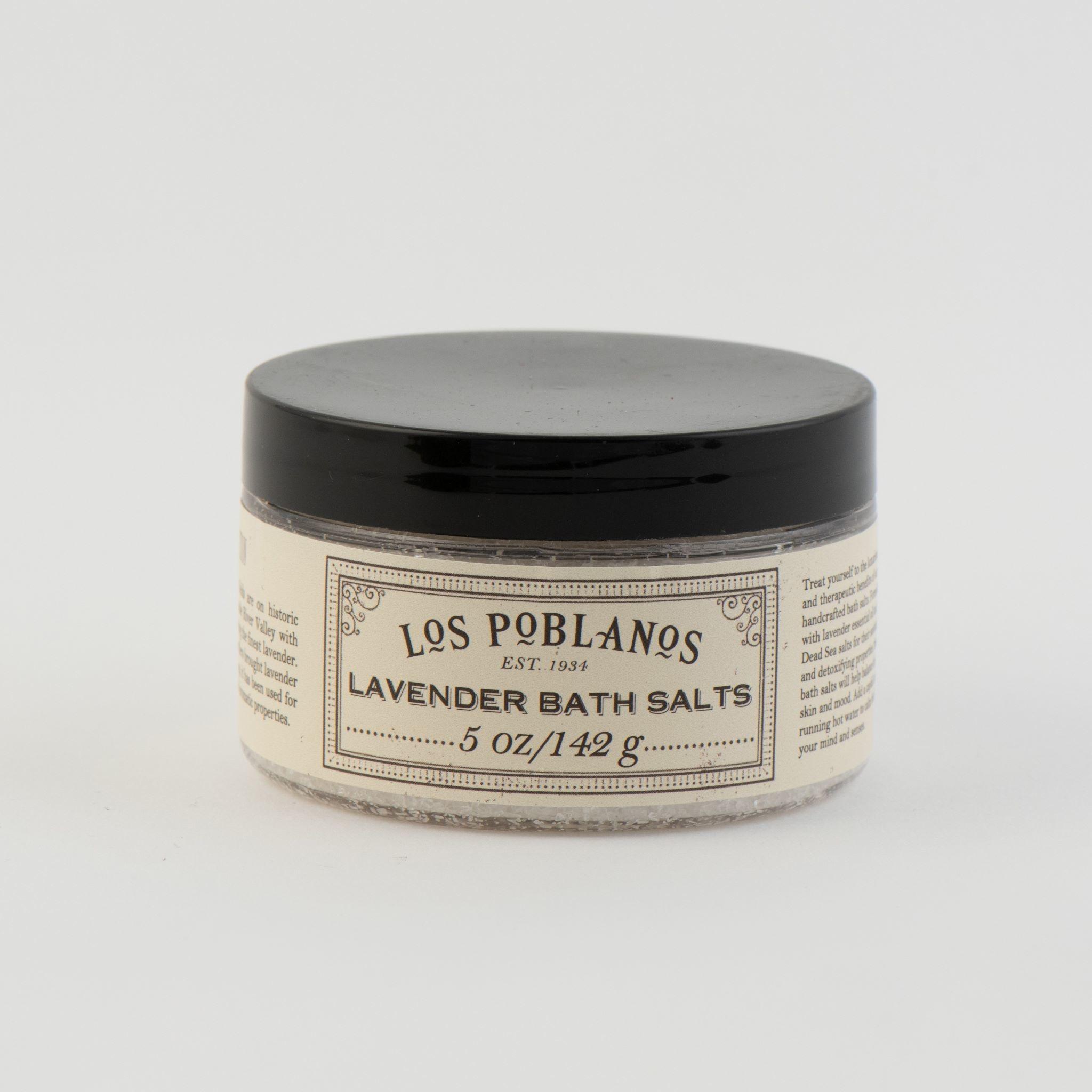 Los Poblanos Lavender Bath Salts