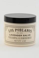 Los Poblanos Organic Hand Salve  4 oz.