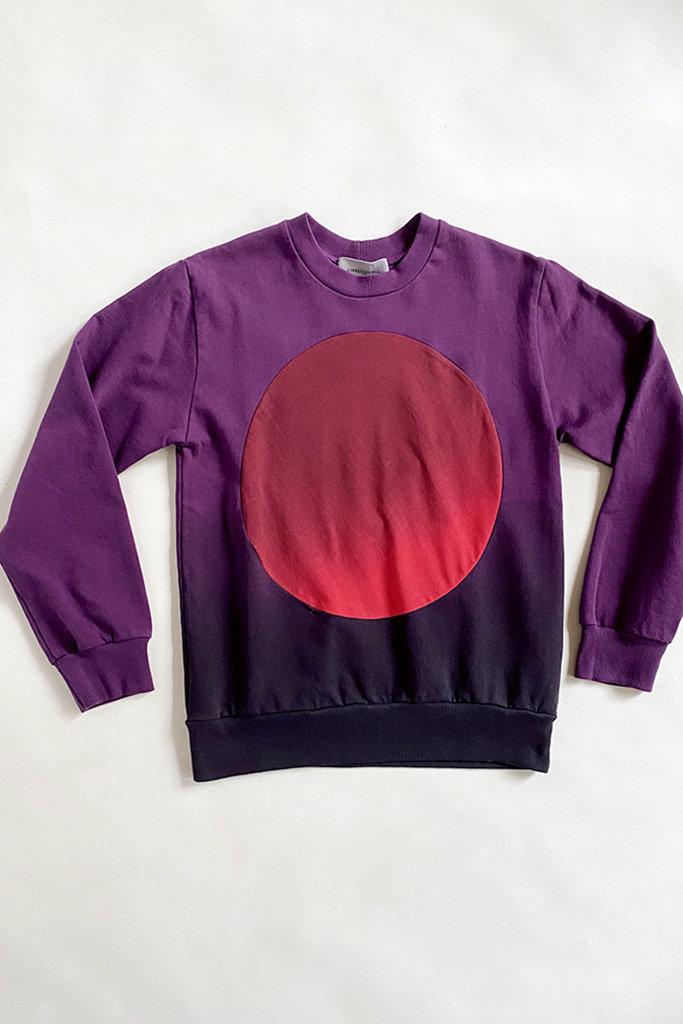 Correll Correll Sun And Moon Crewneck Sweatshirt - Size M