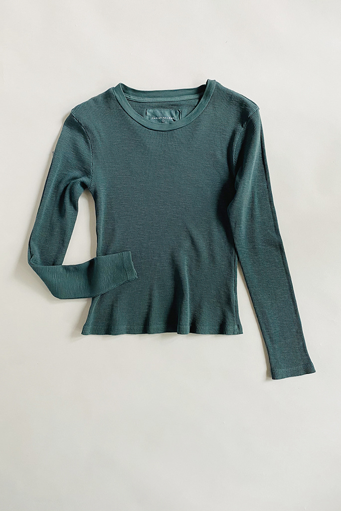 christina Lehr Thermal Tee