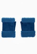 Toasties Fingerless Sheepskin Mittens - Multiple Colors