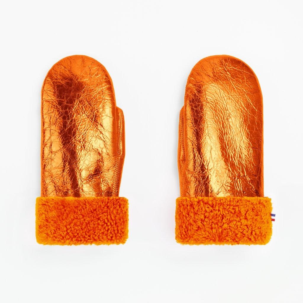 Toasties Sheepskin Mittens - Multiple Colors