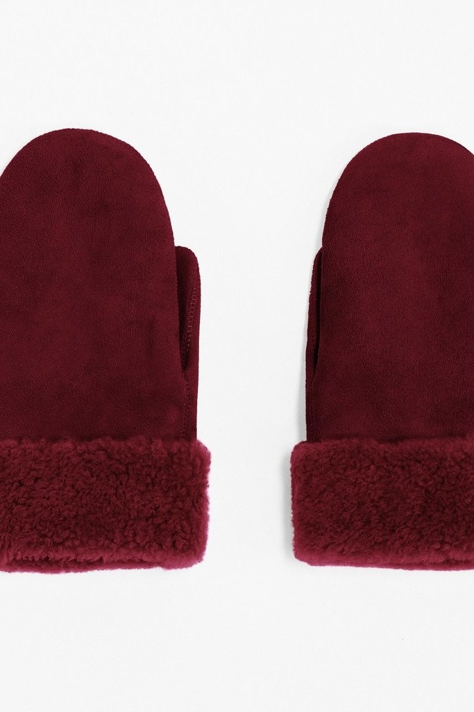 Toasties Sheepskin Mittens
