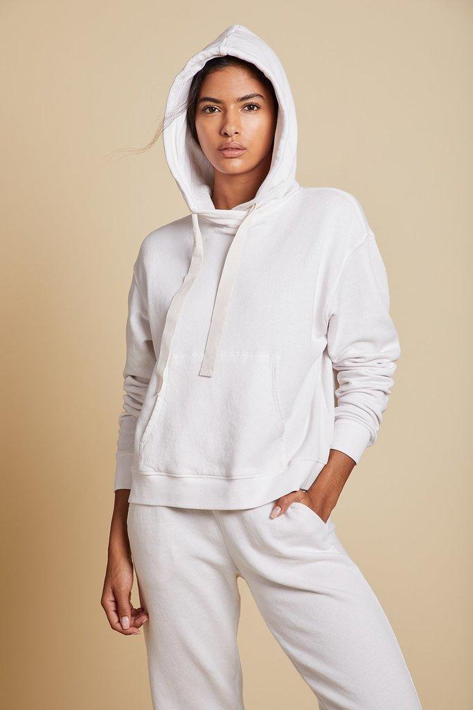 Velvet Cotton Fleece Ojai Hoodie - Size XS