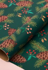 Pine Wrapping Paper (Individual)
