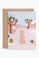Poketo Joshua Tree Card