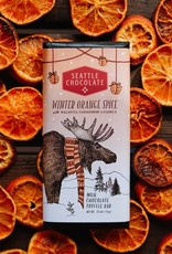 Seattle Chocolate Co. Dark Chocolate Truffle Bars - Multiple Flavors