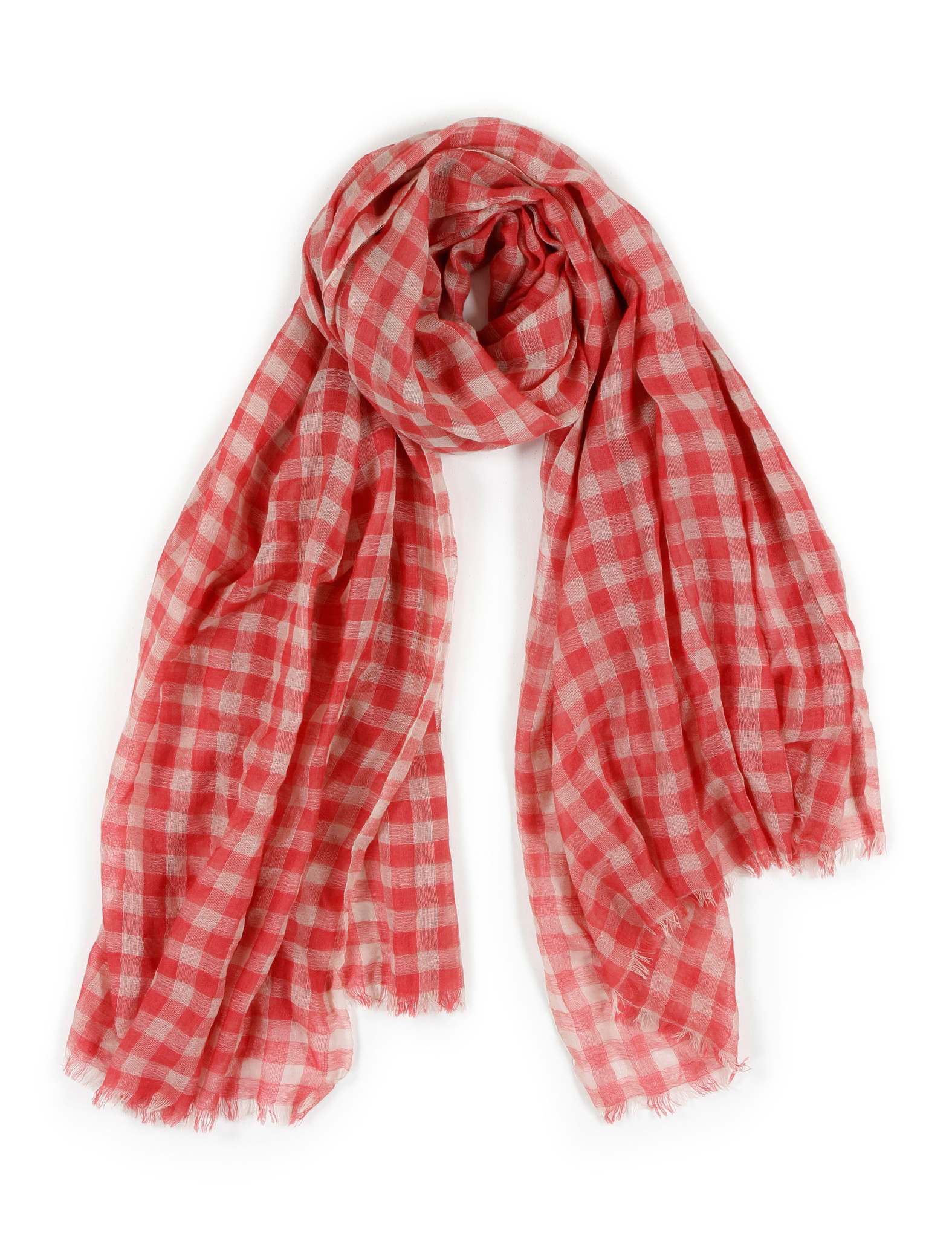 Manuelle Guibal Kuta Check Scarf- multiple colors