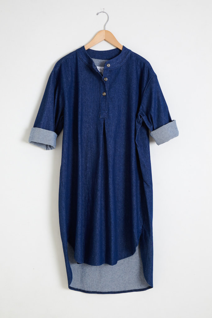 Kate Sheridan Ltd Kate Sheridan Relaxed Denim Slumber Shirt