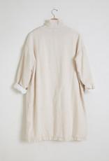 Morgan Brushed Flannel Coat - Size M