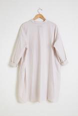 Manuelle Guibal  Tino Uni Oversized Tunic in Off White - Size 0