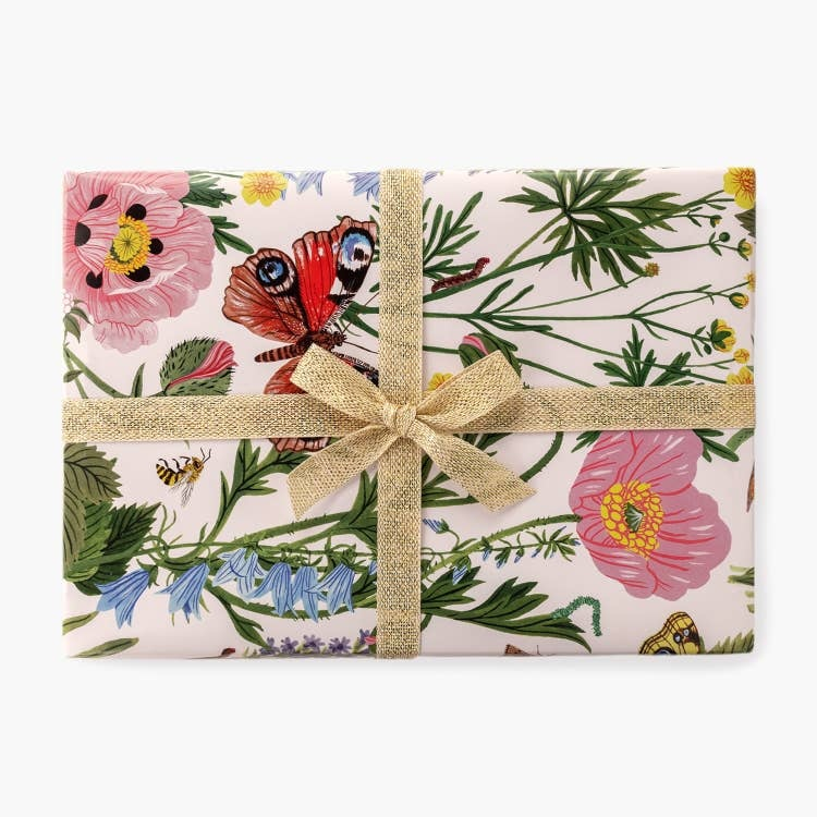 Oana Befort Prairie Wrapping Paper - set of 3