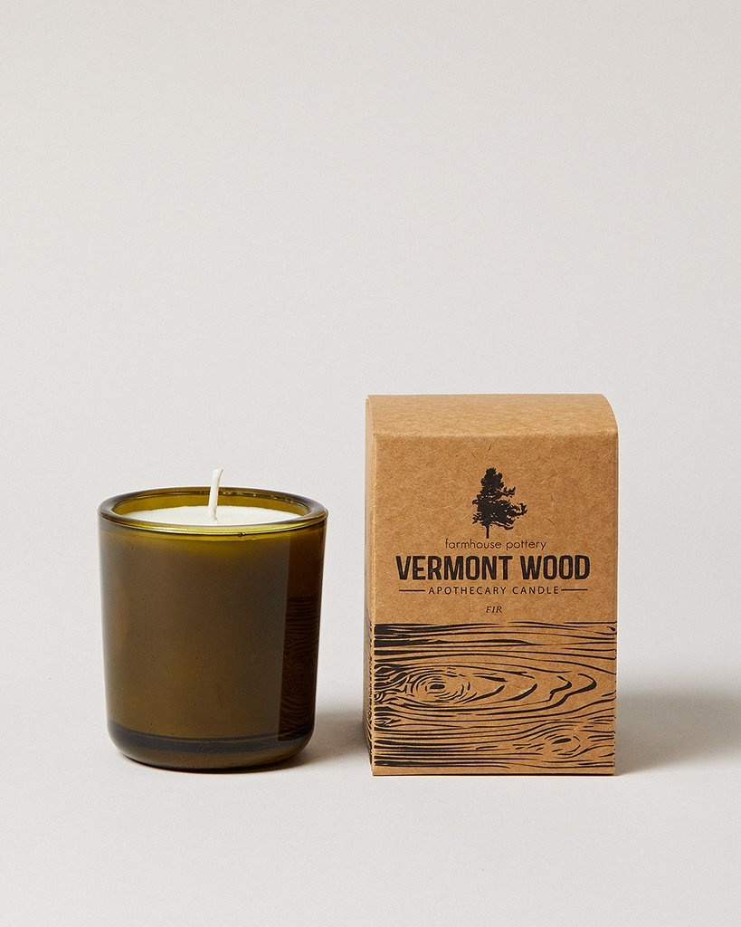 Farmhouse Pottery Vermont Wood Candle - Multiple Scents