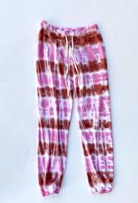 Tie-dye Drawstring Sweatpants