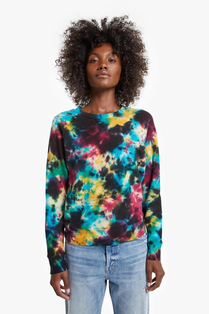 Mother The Square Sweatshirt Vertigo