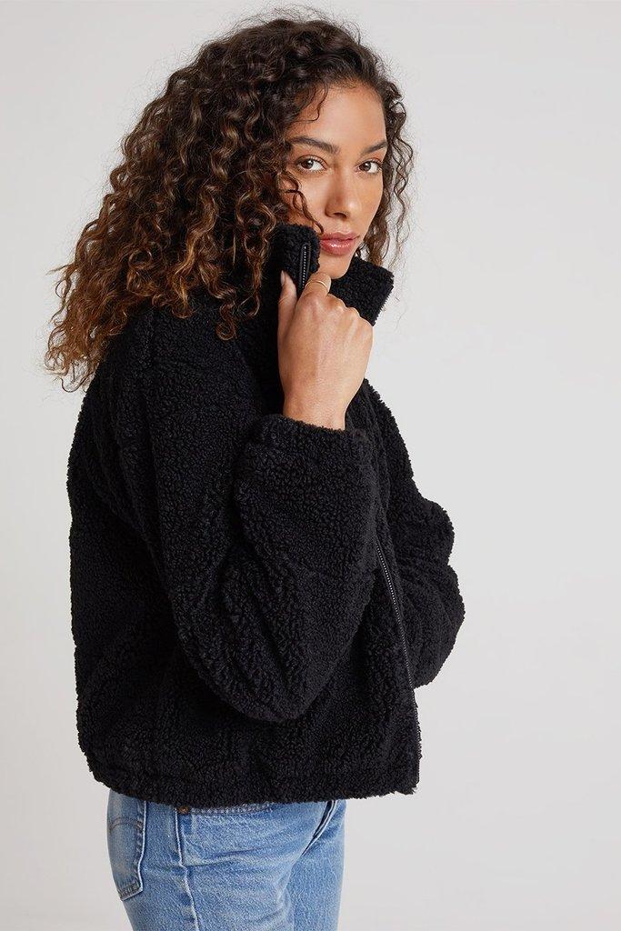 Bella Dahl Teddy Puffer Jacket - Size L