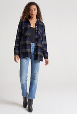 Lined Plaid Shacket