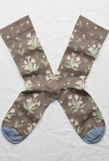 Bouquet Socks Taupe