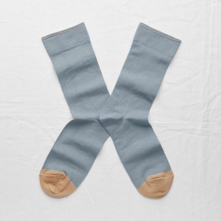 Bonne Maison Uni Socks - Multiple Colors
