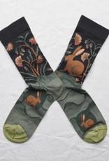 Rabbit Socks Noir