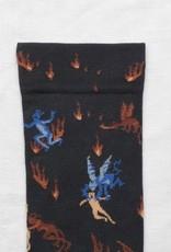 Bonne Maison Devils Socks Size 36/38