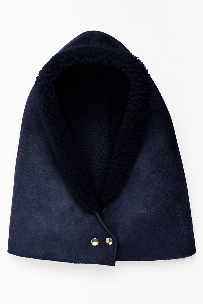 Toasties Hood Navy