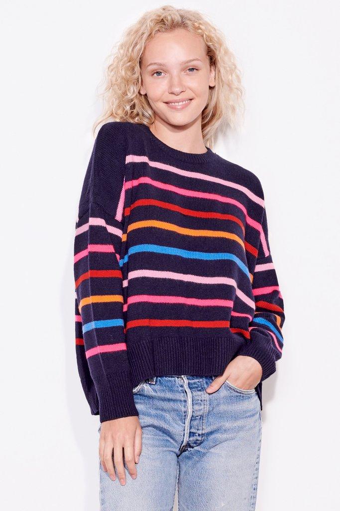 Multi Stripes Sweater