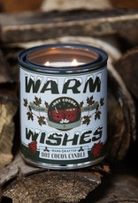 Good & Well Supply Co. Holiday Candles in 1/2 Pint Tins - Multiple Scents