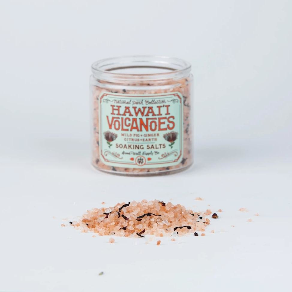 Good & Well Supply Co. Nature Bath Salts 14 oz Jar - Multiple Scents