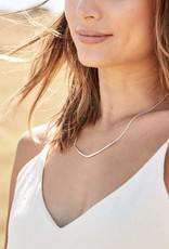 Canyonlands Brass Necklace/Gold Fill Chain