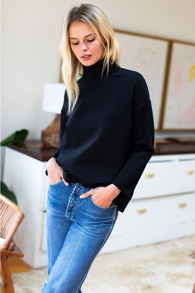 Emerson Fry Edie Knit Top - Size XS