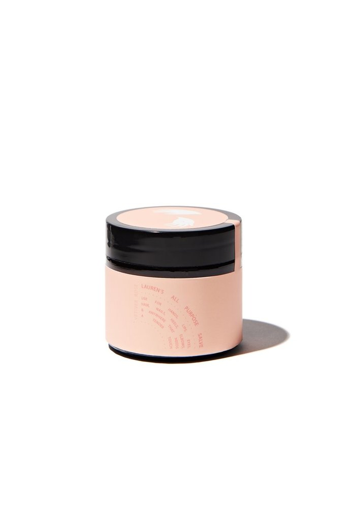 lauren's all purpose Lauren's Rose Vetiver Salve