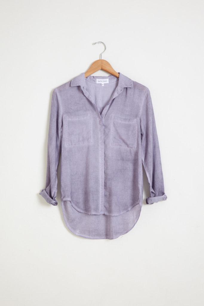 Shirt in Purple Ash